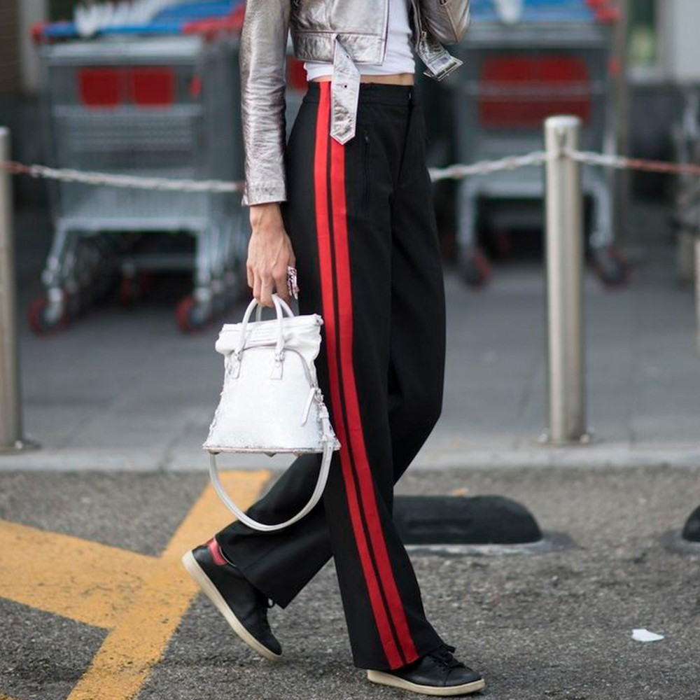 Jogging Pantolon Sokak Modasında!