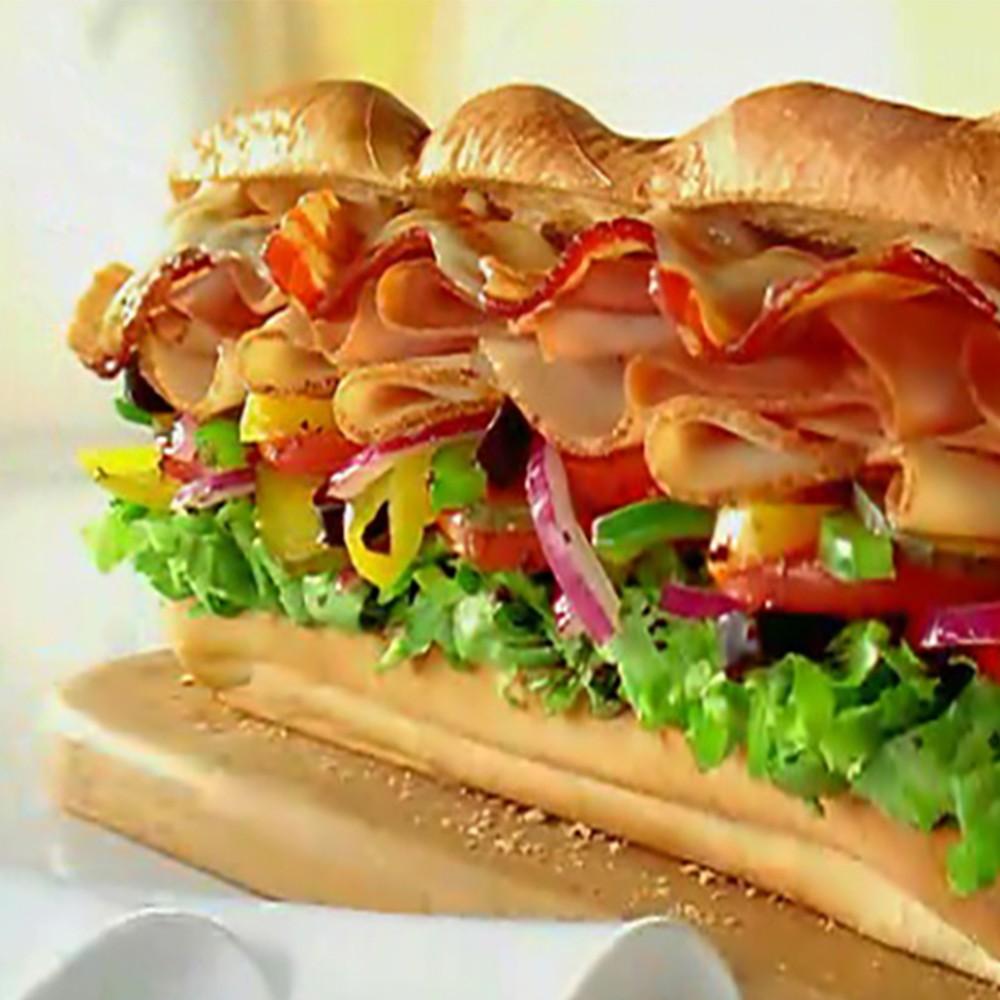 Sandviç Çeşitlerinin Adresi: SUBWAY!