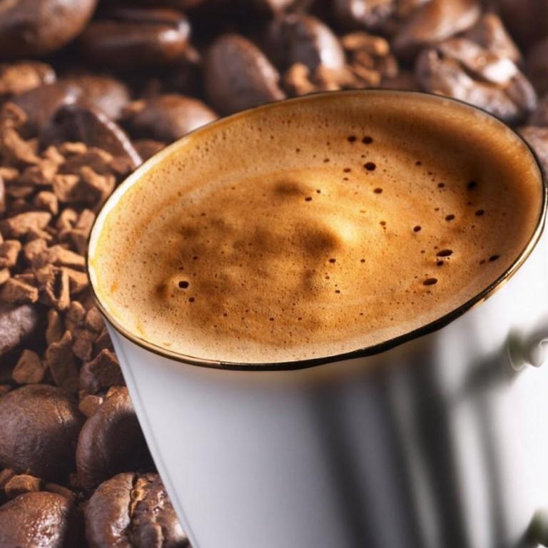 Bir Kahve Ismarlamak...
