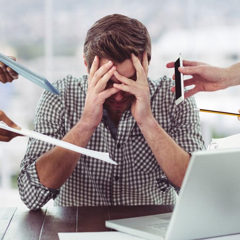 İş Hayatında Stresi Yenmek