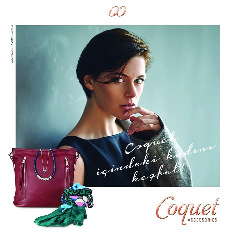 İçindeki Kadını Keşfetmek İçin Coquet Accessories'e Davetlisiniz!