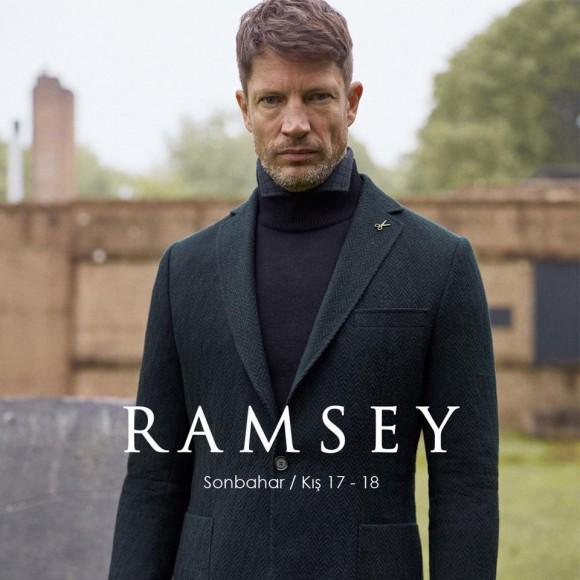 Ramsey Sonbahar / Kış 17-18 Yeni Koleksiyonu...