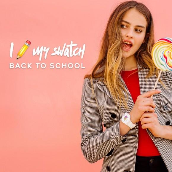 Yeni Okul Yılına, Yeni Swatch Stilin İle Başla.