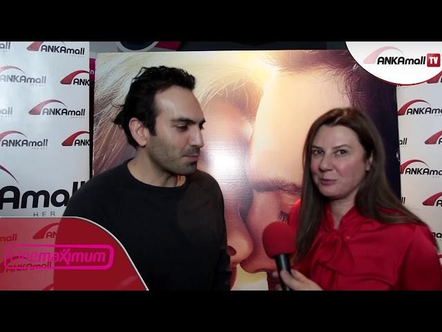 Acı Tatlı Ekşi Film Gösterimi Buğra Gülsoy'un Katılımıyla ANKAmall'da Gerçekleşti!