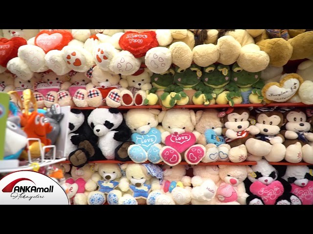 ANKAmall Hikayeleri Bu Hafta Toyzz Shop'a Konuk Oldu!