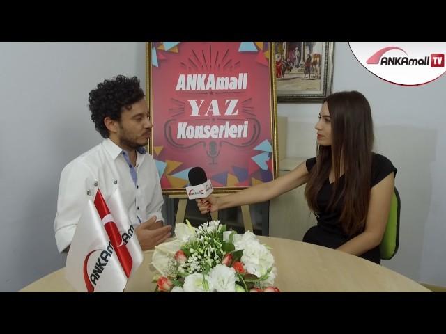 Buray Konser Öncesi ANKAmall TV'nin Sorularını Yanıtladı!