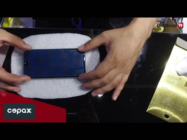 Cepax Nano Glass Cam Filmi!