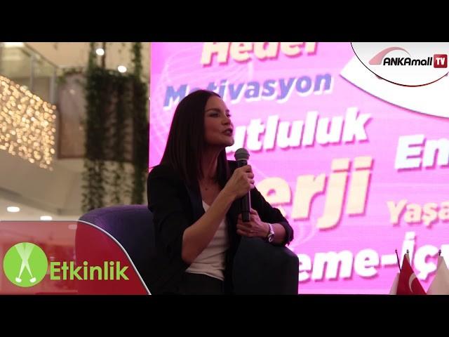 Ebru Şallı ile ANKAmall'da Sağlık Konuştuk!