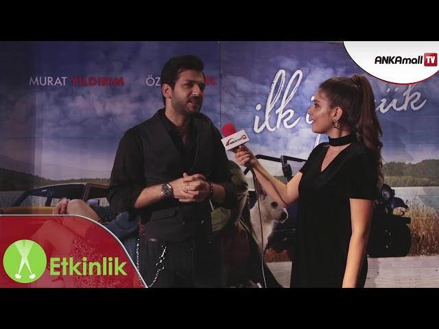 İlk Öpücük Film Galası ANKAmall'da Yapıldı!