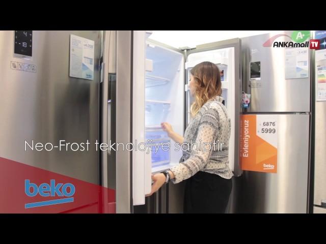İz Bırakmayan INOX Serisi Beko Buzdolapları!